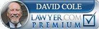 David N. Cole  Lawyer Badge