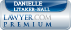 Danielle Litaker-nall  Lawyer Badge