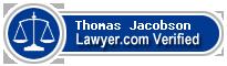 Thomas Alan Jacobson  Lawyer Badge