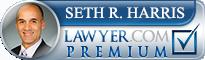 Seth Raymond Harris  Lawyer Badge
