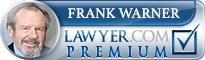 Frank Warner  Lawyer Badge