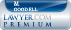 M. Elizabeth Goodell  Lawyer Badge