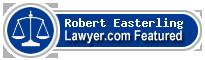 Robert Bruce Easterling  Lawyer Badge