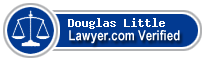 Douglas Edward Little  Lawyer Badge
