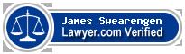 James C. Swearengen  Lawyer Badge