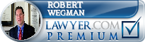 Robert Louis Wegman  Lawyer Badge