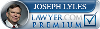 Joseph S. Lyles  Lawyer Badge