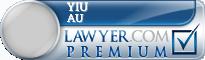 Yiu Au  Lawyer Badge