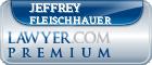 Jeffrey Alan Fleischhauer  Lawyer Badge