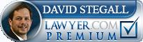David M. Stegall  Lawyer Badge