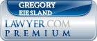 Gregory A. Eiesland  Lawyer Badge