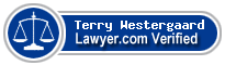 Terry G. Westergaard  Lawyer Badge