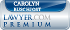 Carolyn Grace Buschjost  Lawyer Badge