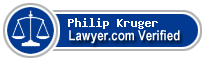 Philip Ivan Kruger  Lawyer Badge