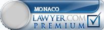 Alexandra Monaco  Lawyer Badge