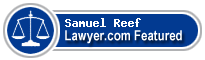 Samuel P. Reef  Lawyer Badge