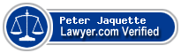 Peter B. Jaquette  Lawyer Badge
