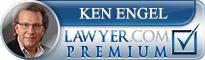 Kenneth Samuel Engel  Lawyer Badge