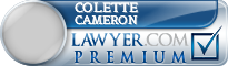 Colette Marie Cameron  Lawyer Badge