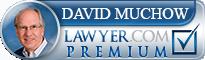 David J. Muchow  Lawyer Badge