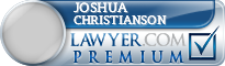 Joshua D. Christianson  Lawyer Badge