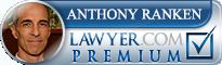 Anthony L. Ranken  Lawyer Badge