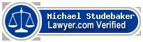 Michael P Studebaker  Lawyer Badge