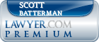 Scott I. Batterman  Lawyer Badge