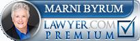 Marni E. Byrum  Lawyer Badge