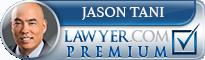 Jason M. Tani  Lawyer Badge