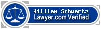 William B. Schwartz  Lawyer Badge