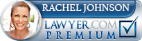 Rachel F Johnson  Lawyer Badge