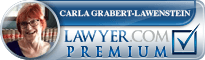 Carla Faye Grabert-Lowenstein  Lawyer Badge