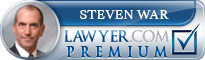 Steven War  Lawyer Badge
