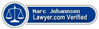 Marc A. Johannsen  Lawyer Badge