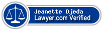 Jeanette Louise Ojeda  Lawyer Badge