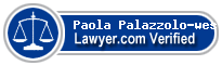 Paola Palazzolo-west  Lawyer Badge