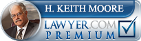 Harris Keith Moore  Lawyer Badge