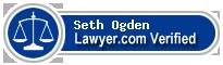Seth Rayborn Ogden  Lawyer Badge