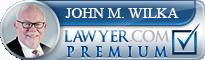 John M. Wilka (Lawyer.com)
