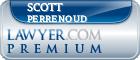 Scott M. Perrenoud  Lawyer Badge