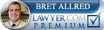 Bret T. Allred  Lawyer Badge