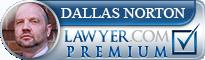 Dallas Norton  Lawyer Badge