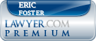 Eric R Foster  Lawyer Badge