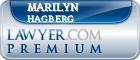 Marilyn J. Hagberg  Lawyer Badge