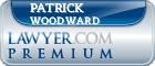 Patrick Lee Woodward  Lawyer Badge