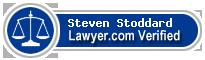 Steven Merrill Stoddard  Lawyer Badge