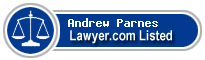 Andrew Parnes Lawyer Badge