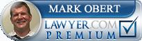 Mark G. Obert  Lawyer Badge