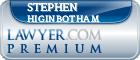 Stephen Chase Higinbotham  Lawyer Badge